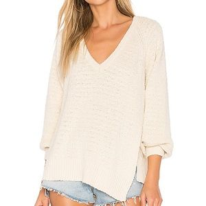 Free People West Coast Pullover Sweater